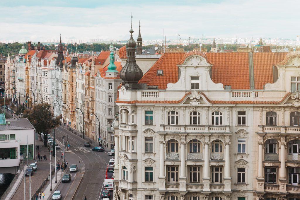 Historic Center Prague