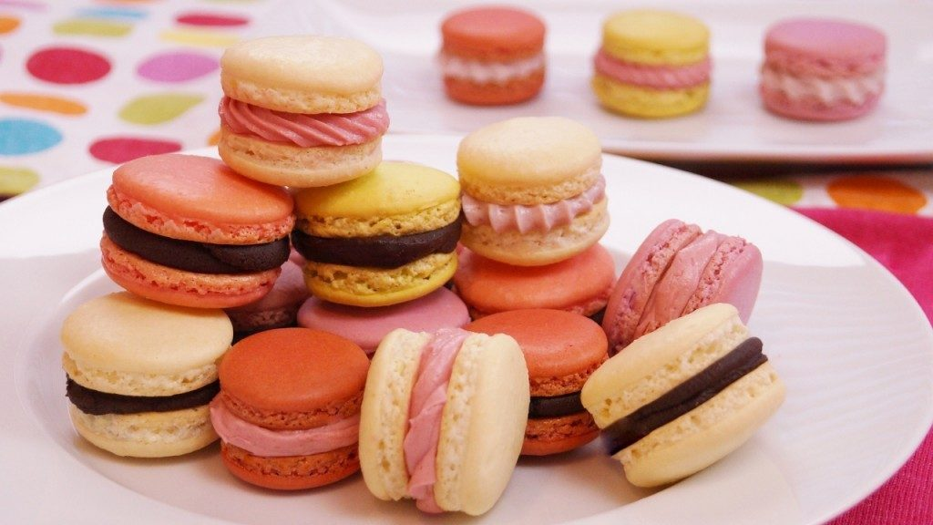Macarons paris tours