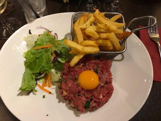 Steak Tartare in paris