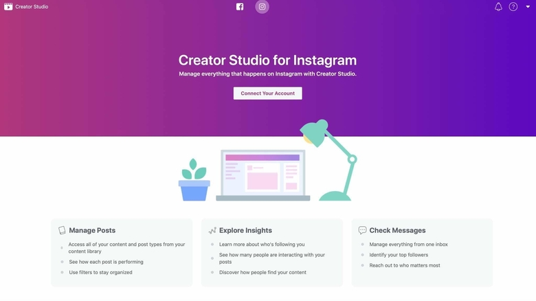 Creator Studio Dashboard