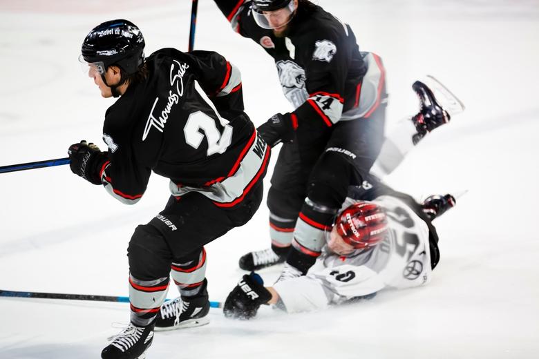 Injury in Hockey