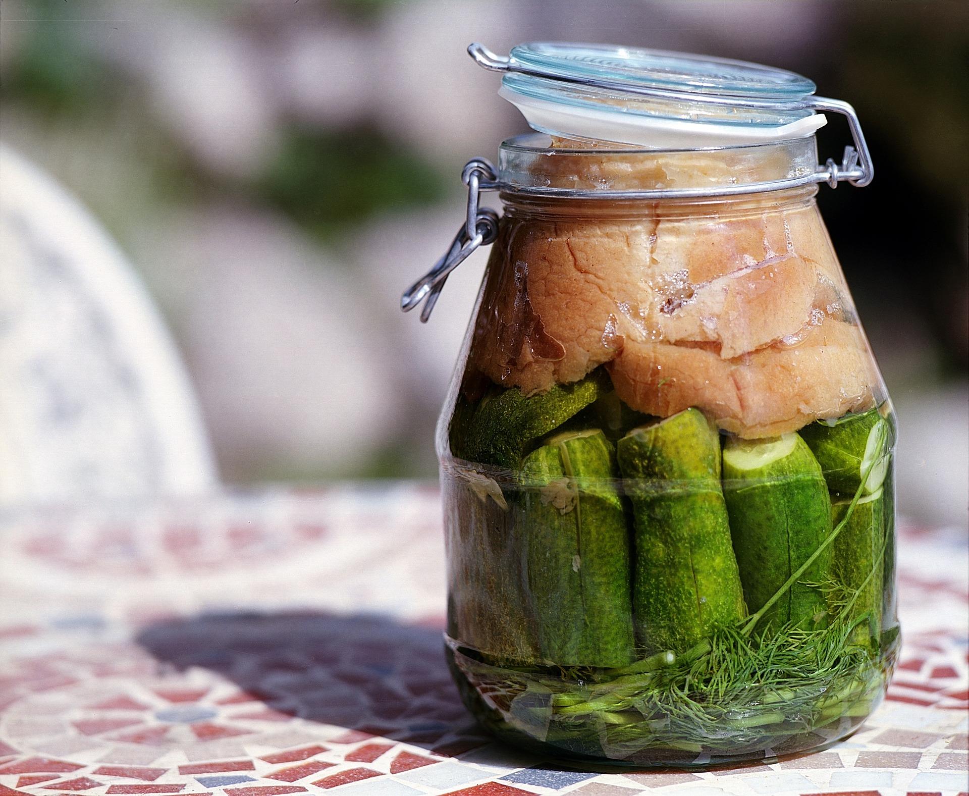Fermented Cucumber